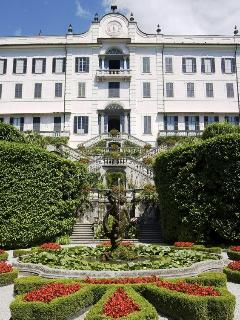 Villa Carlotta in nearby Tremezzo is the number-one tourist attraction on Lake Como