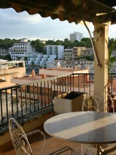 Ático con amplia terraza en Portocristo, Porto Cristo