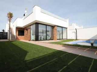 Modern villa with pool in Lo Pagan, Murcia, San Pedro del Pinatar