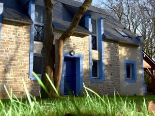La Maison bleue - Ile-aux-Moines (56) Villa 8 pers