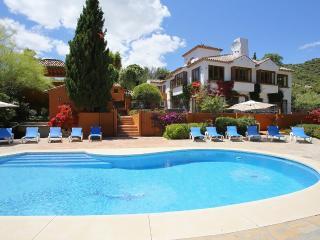 Grand Villa near Estepona heated pool/jacuzzi, Casares