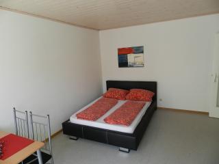 1 Zimmerwohnung mit Balkon Bad Küche, Augsburg