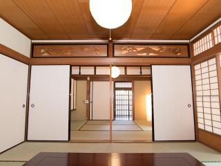 Beautiful J style house & garden near Nanzengi, Kyoto