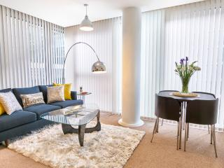 One Bedroom Serviced Apartments in The Hub (2), Milton Keynes