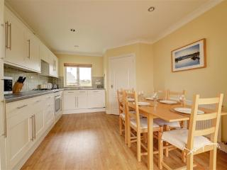 Well equipped kitchen and diner (with separate utility room)