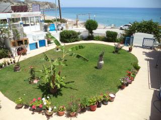 Antonios Apartments, Apartment for 2, 30m from beach, sea view, Stegna