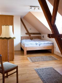 Chimney apartment - bedroom 2