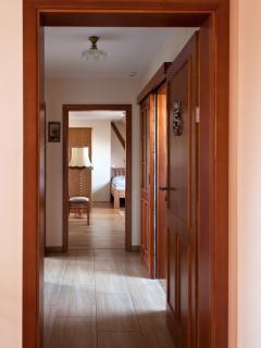 Chimney apartment - entrance