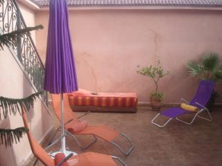 LOCATION EN EXCLUSIVITE RIAD DE CHARME MARRAKECH