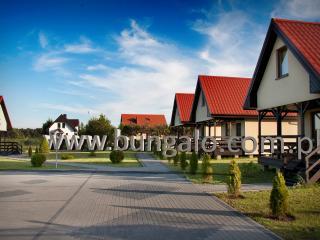 BUNGALO - Domki letniskowe nad morzem/cottages/sea, Jastrzebia Gora