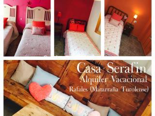 Casa Seraphine, Ráfales