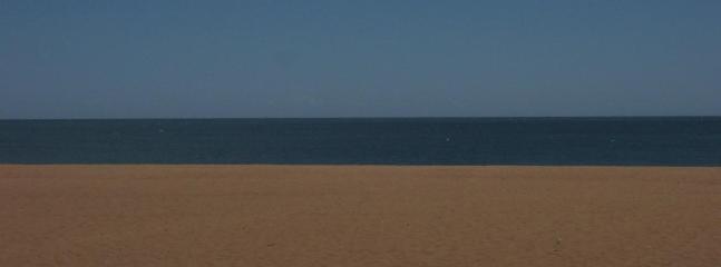 Vilamoura has two sandy beaches
