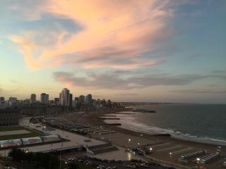 Breathtaking Ocean View/ WI-FI/ HDTV, Mar del Plata