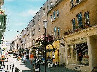 Margaret's Buildings Apartment, Bath