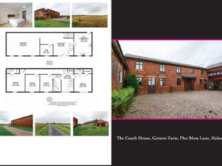 Recently Renovated Barn conversion (Unfurnished), Lathom