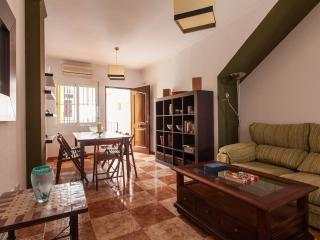 3 Bedroom Apartment, large family patio, Punta Umbria