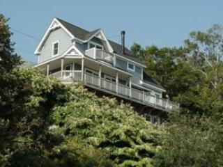 Bayside Sunshine Cottage with Water Views Sleeps 6, Northport