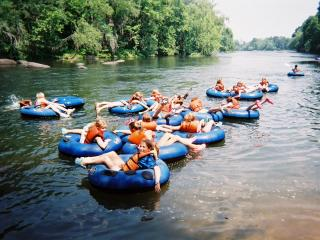 tubing is awesome...