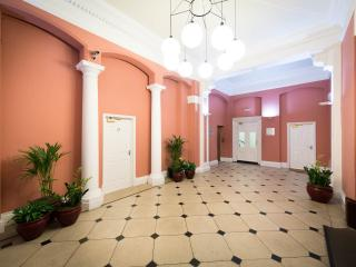 The grand entrance hall.