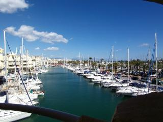 Fantastic Marina Views! Next Beach Spacious 2 Bedroom Apt in Benalmadena Marina