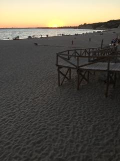 Playa de Fuentebravia