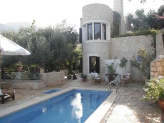Unique villa Kalkan, Kisla w. heated pool. 2 minutes to the sea