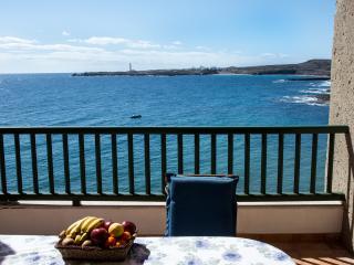 Ferienwohnung in erster Meereslinie, Traumblick