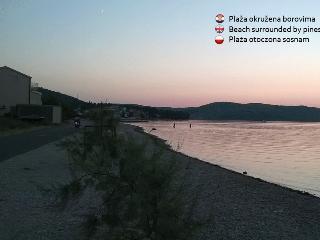 Croatia Dalmatia Sibenik new app shade park WiFi