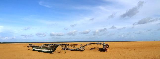 Fishing boats, Negombo
