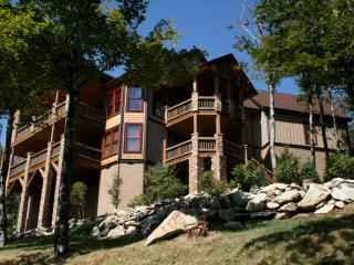 The Scarboro- 7 BR home on Sugar Mtn w/Views, Hot Tub, GameRm, Fireplace on deck, Banner Elk
