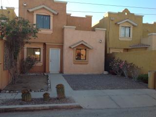 Casa Rosa del desierto, La Paz