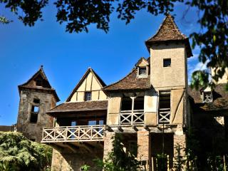 Facade côté Dordogne