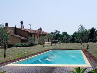 apt Gatto - Pool on the hills of Tuscany, Vicopisano