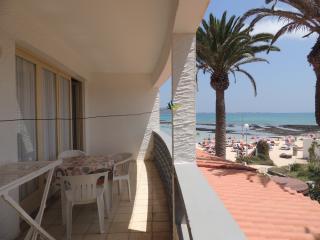 Apartamento en la playa, magnificas vistas al mar