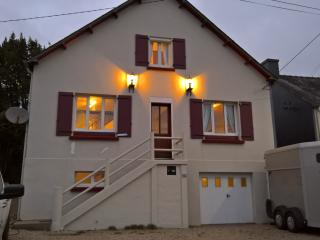 lac  Guerledan gite holiday home .ideal watersport, Caurel