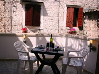 Trogir Old Town apartment with terrace