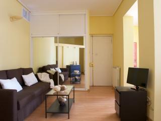 Acogedor y luminoso apartamento en Serrano