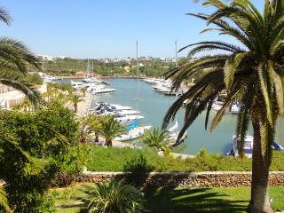 First floor apartment with views to the Marina, Cala d'Or
