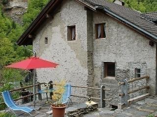 Casa Strecce 1, Vergeletto