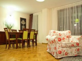 Quality apartment in center of Warsaw