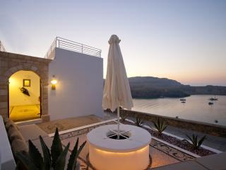 Lindos Shore Boutique Villa with panorami sea view