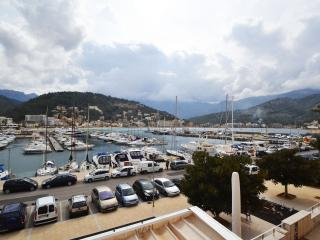 Darsena apt w/ views over the Port of Soller., Port de Soller