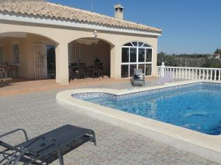 Detached villa with private pool, Elche
