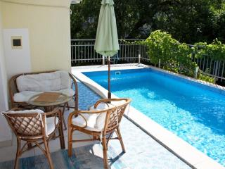 Floor of a house with private pool, Baosici
