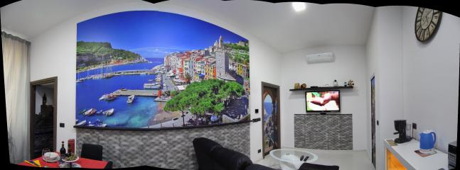 Suite Portovenere hall