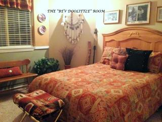 RENT THE BEV DOOLITTLE BEDROOM., St. George