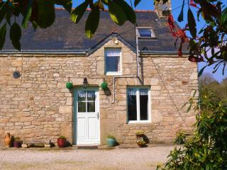 Ash Tree cottage with heated pool, Quistinic