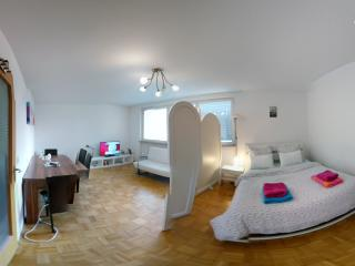 bright apartment - WIFI - city center & fairy, Núremberg