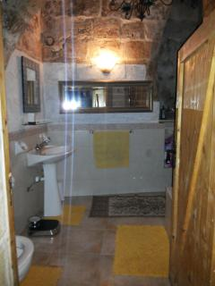 Your private bathroom/shower.