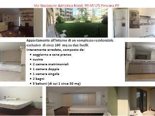 appartamento a 300 metri dal mare, Pescara
